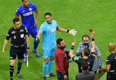 Cruz Azul vs. Chivas: Juan Reynoso fue expulsado y no dirigirá clásico ante América