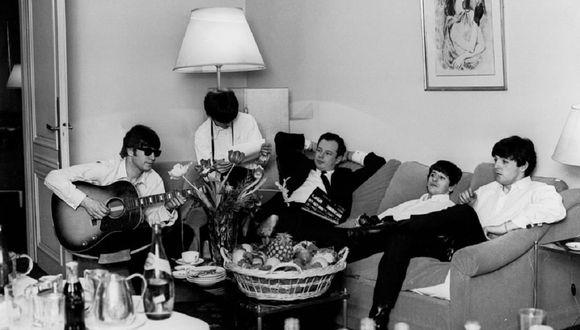 """Brian Epstein fue considerado como """"el quinto Beatle"""". (Foto: Apple Corps)"""