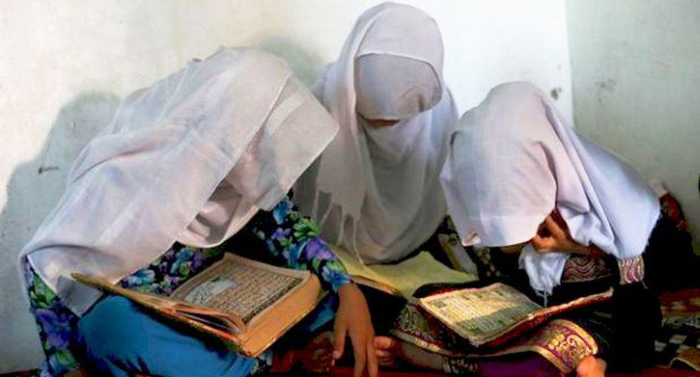 Más de 300 alumnas envenenadas en una semana en Afganistán