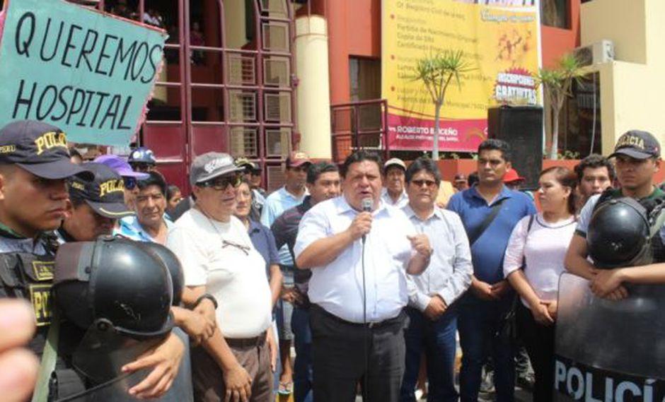 Chimbote: cerrarían mercado El Progreso para facilitar la construcción de un hospital