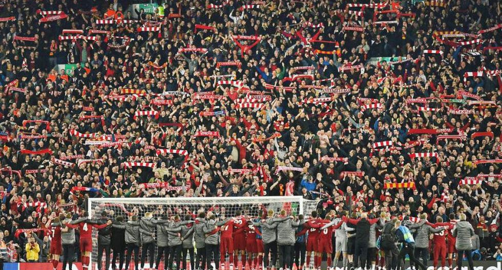 Liverpool consiguió su sexta Champions League. (Foto: AFP)
