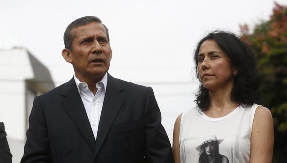 Ollanta Humala defiende a su esposa, Nadine Heredia, de acusación fiscal por el Caso Gasoducto Sur Peruano. (Foto: Piko Tamashiro)