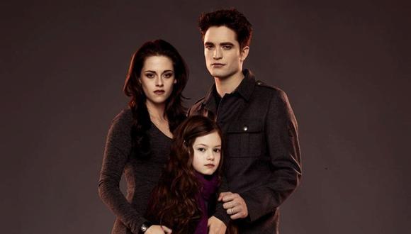 La hija de 'Bella' y 'Edward' tenía muchas características humanas y de vampiros.Esto hizo pensar que era una niña inmortal (Foto: Paramount Pictures)