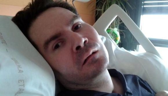 Vincent Lambert ha estado en estado vegetativo desde el 2008.