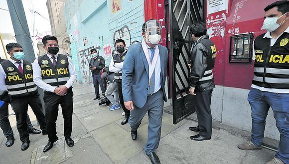 La fiscalía investiga el presunto financiamiento ilegal de campañas. (Foto: Diana Marcelo / Archivo)
