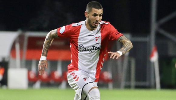 Sergio Peña hizo una confesión relacionada con Juan Román Riquelme. (Foto: @FC_Emmen)