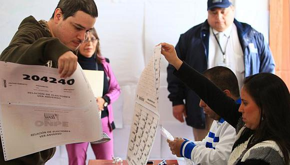 Más de 700.000 jóvenes votarán por primera vez en elecciones