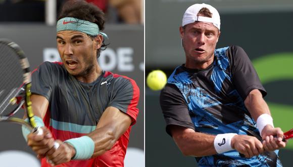 Rafael Nadal se enfrentará a Lleyton Hewitt en Masters de Miami
