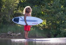 El surfista que movilizó a toda Costa Rica para poder llegar a Tokio 2020 tras ser invitado a última hora