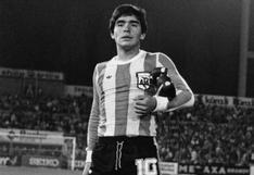 ¿Por qué Diego Armando Maradona no fue al Mundial Argentina 78?