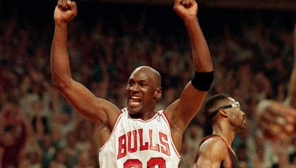Michael Jordan ganó seis anillos de la NBA. Todos con los Chicago Bulls. (Foto: AP)