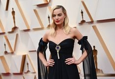 Oscar 2020: Margot Robbie eligió un vestido confeccionado en 1994 para la gala | FOTOS
