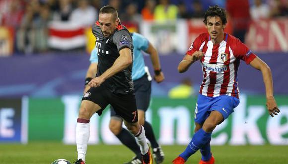Increíble: Atlético corrió casi 9 kilómetros más que el Bayern