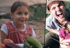 """""""Milagro en la celda 7″: Nisa Sofiya Aksongur, la actriz turca que interpreta a Ova"""