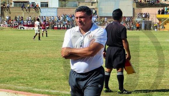 Universitario: Luis Fernando Suárez teme por su débil defensa