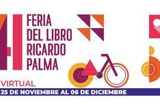 Feria del Libro Ricardo Palma: cómo participar de los eventos más importantes hoy 30 de noviembre
