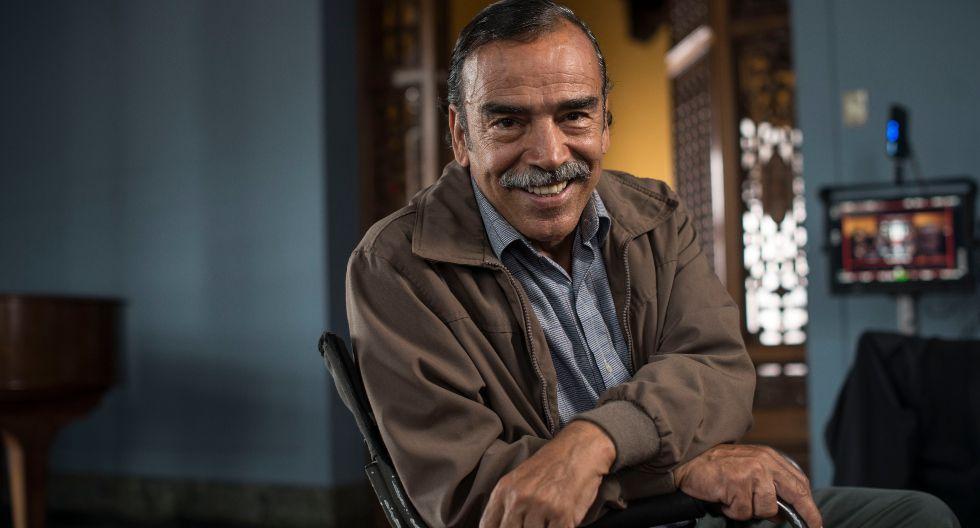 Damián Alcázar ha participado en 22 cortometrajes, 67 películas –ha sido protagonista en nueve de ellas– y en más de 30 series de televisión. (Foto: Elías Alfageme)