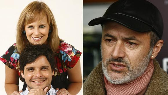 "Carlos Alcántara acusó a ""Hola a todos"" de faltarle el respeto"