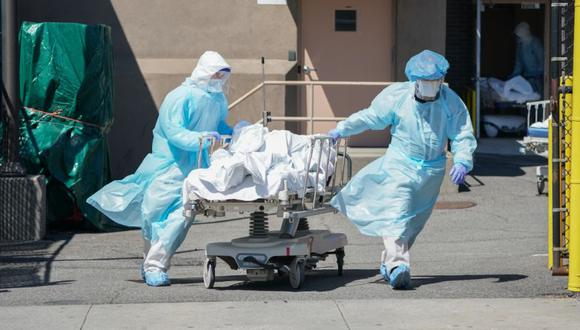 Coronavirus en Estados Unidos | Últimas noticias | Último minuto: reporte de infectados y muertos hoy, jueves 10 de setiembre del 2020 | Covid-19 USA | (Foto: Bryan R. Smith / AFP).