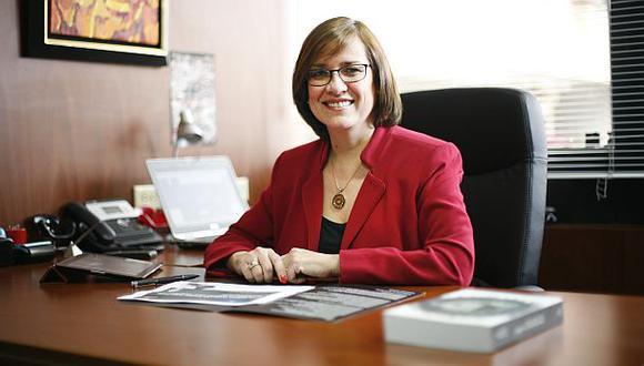 Elsa del Castillo es la nueva rectora de la U. del Pacífico