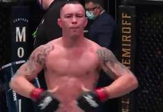 UFC Las Vegas 11: Así fue la victoria de Colby Covington en la pelea estelar | VIDEO