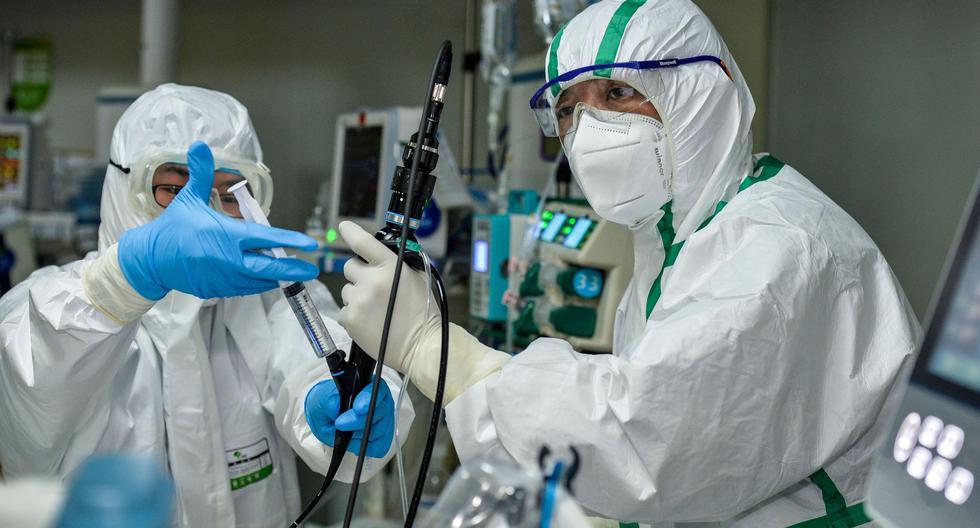 Coronavirus en Chile: Confirman primer caso del virus en Talca. (AFP).