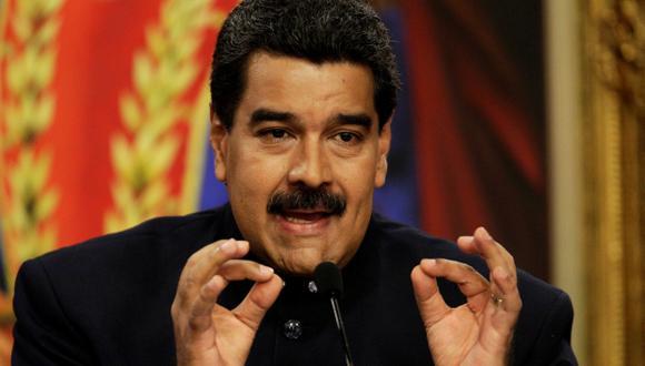 Nicolás Maduro, presidente de Venezuela, anunció el pedido de un código rojo de Interpol contra la ex fiscal Luisa Ortega y su esposo. (Foto: Reuters)