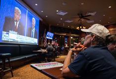 Se registra caída en la audiencia del debate final entre Trump y Biden, según Variety