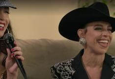 """""""Selena, la serie"""": la entrevista real que le hizo Verónica Castro a la cantante en el 92"""