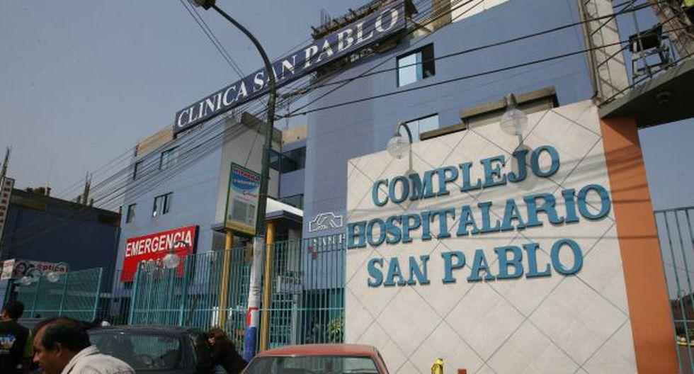 Minsa inició proceso de sanción contra Clínica San Pablo