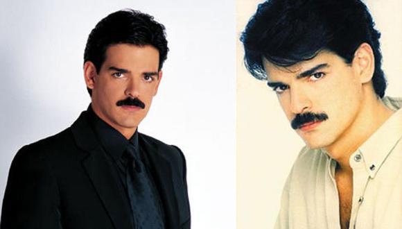 José Ángel Llamas estado casado con Mara Croatto desde el 29 de agosto de 2004 y tiene un hijo, Rafael Llamas (Arafa), nacido el 27 de junio de 1999 (Foto: Televisa)