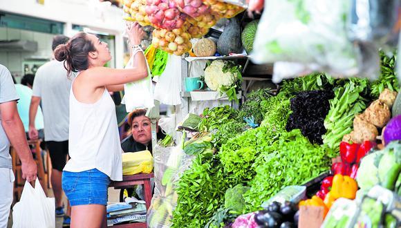 El precio de la lechuga en Lima subió en 32,6% en febrero por un menor abastecimiento derivado de las lluvias al interior del país.