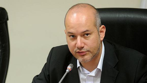 """Tejada indicó que su agrupación esperará los resultados oficiales de la Oficina Nacional de Procesos Electorales (ONPE) para examinar que postura tomar """"en los escenarios futuros"""". (Foto: GEC)"""