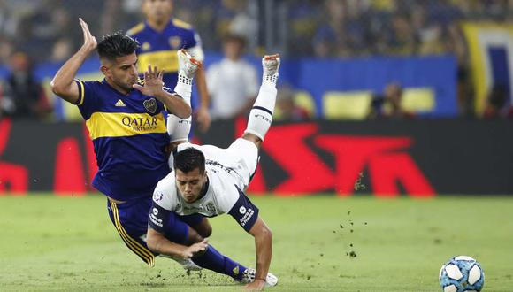 La valoración de los medios argentinos tras el partido de Carlos Zambrano con Boca Juniors. (Foto: AP)