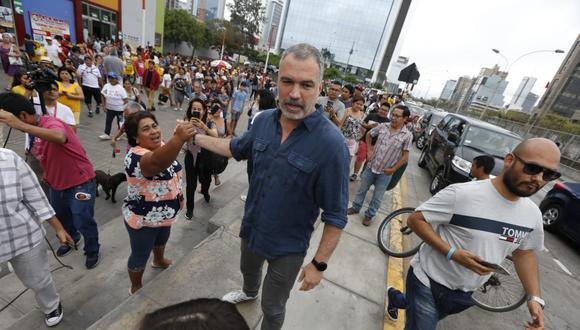 Salvador del Solar descartó finalmente presentarse como candidato presidencial en 2021. (Foto: Francisco Neyra / GEC)