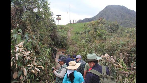 Reforzarán seguridad en la frontera entre Perú y Ecuador