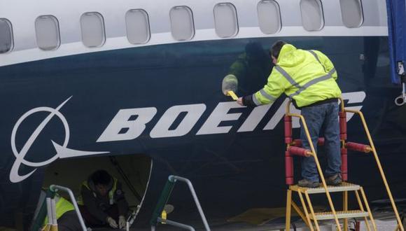 Boeing tiene previsto frenar la producción del 737 Max el próximo mes. (Foto: Getty Images)
