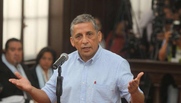 Antauro Humala está preso tras ser condenado a 19 años de prisión por cinco delitos perpetrados durante el 'andahuaylazo'. (Foto: GEC)