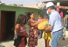 Coronavirus en Perú: distribuyen víveres, mascarillas y guantes a familias vulnerables en Ica
