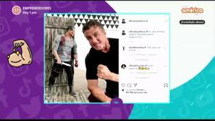 Conoce las actividades de los famosos en las redes sociales