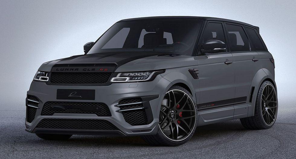 Range Rover Sport by Lumma