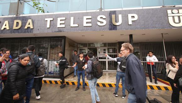 Si se aprueba la medida, universidades privadas denegadas como Telesup o Alas Peruanas podrán acogerse a plan de emergencia del Minedu y buscar un nuevo licenciamiento. (Foto: Archivo El Comercio)