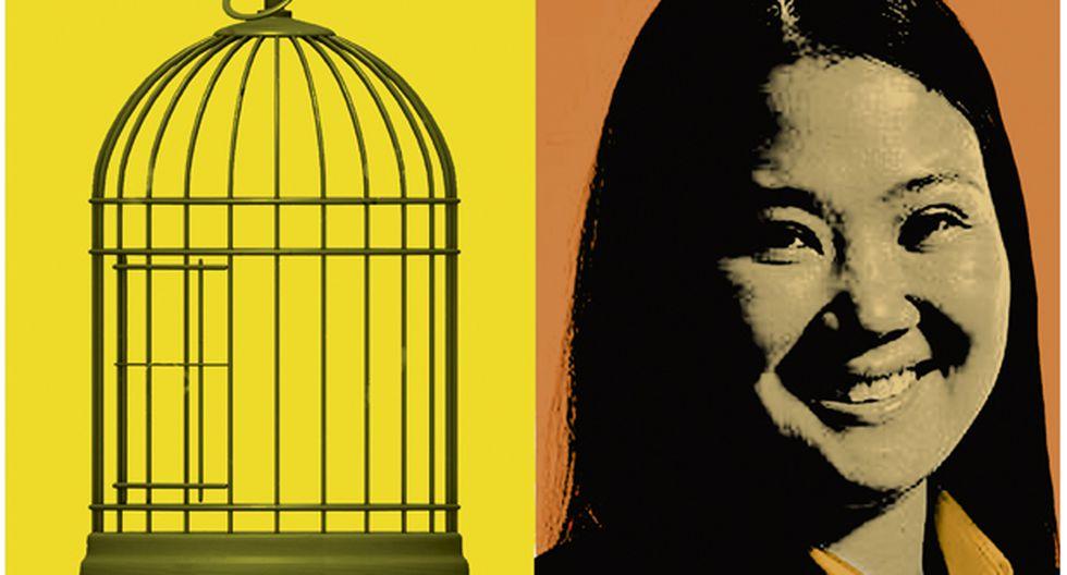 """""""Sin duda, el anuncio reciente de la señora Fujimori, que se alejara de la política """"por un tiempo"""", está alineado a lo que su defensa necesita mostrar en una audiencia en la que se discutirá cuánto control puede tener en el futuro sobre el comportamiento de su propia organización"""". (Ilustración: Giovanni Tazza)"""