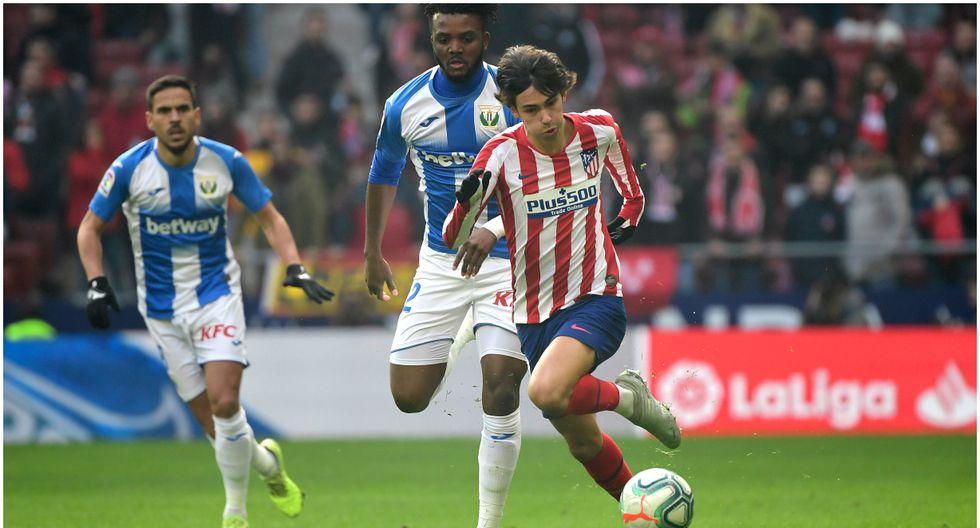 Edad 20: João Félix juega en Atlético de Madrid y está valorizado en 110 millones de dólares (Foto AFP)