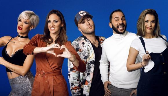 Estos son algunos de los concursantes de GH Dúo (Foto: Telecinco)