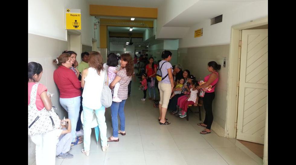 Huelga médica: atención fue restringida en algunos hospitales - 1
