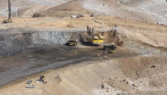 El sector minero tendrá un rol importante en el Pacto Perú, que busca afirmar la gobernabilidad a partir del Bicentenario. (Foto: Difusión).