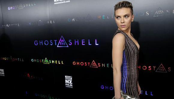 """""""Ghost in the Shell"""" y """"Un Jefe en Pañales"""" disputan taquilla"""