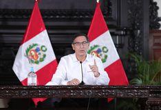 'Richard Swing': procurador Enco pide que fiscalía tome la declaración del presidente Vizcarra