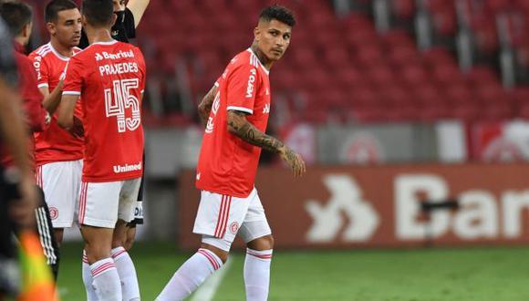 Guerrero tiene contrato con el 'Colorado' hasta diciembre de 2021. (Foto: Internacional)